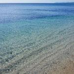 Herrliches Wasser auf Sardinien