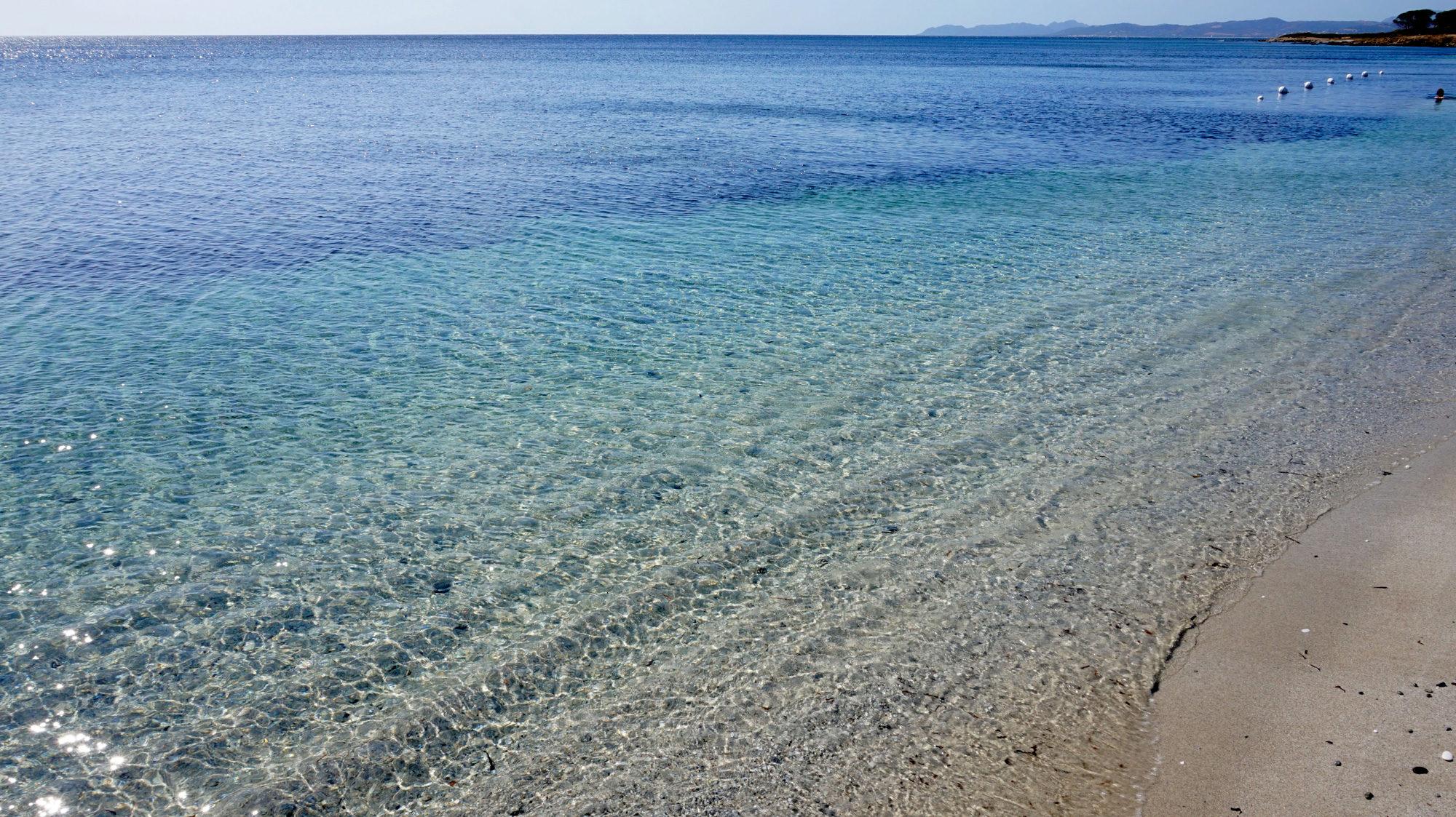Spiaggia Sardinien Strand