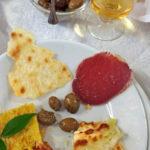 Die sardische Küche kennt viele Varianten der Lasagne