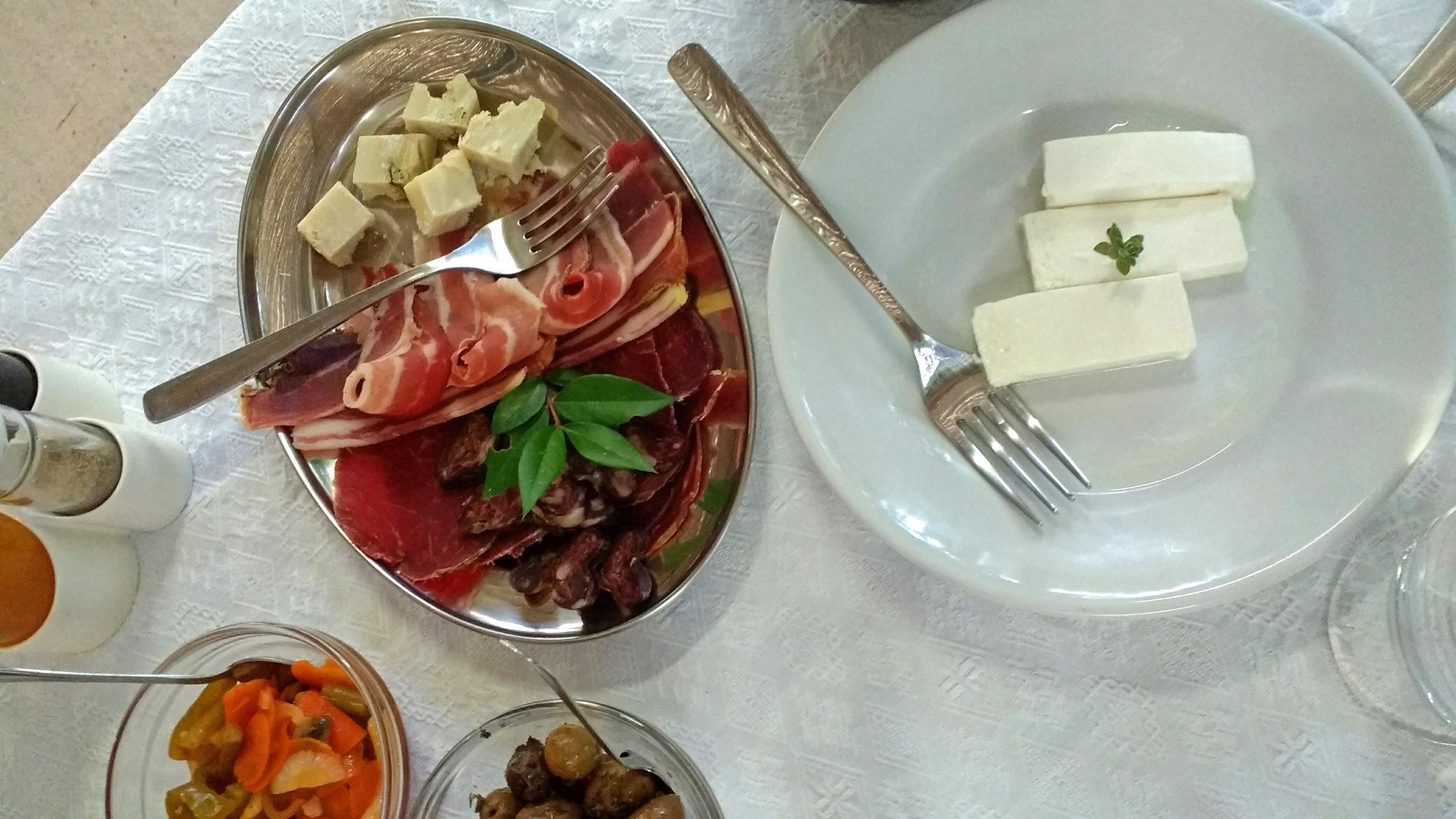 Antipasti sind in der sardischen Küche ebenfalls unverzichtbar
