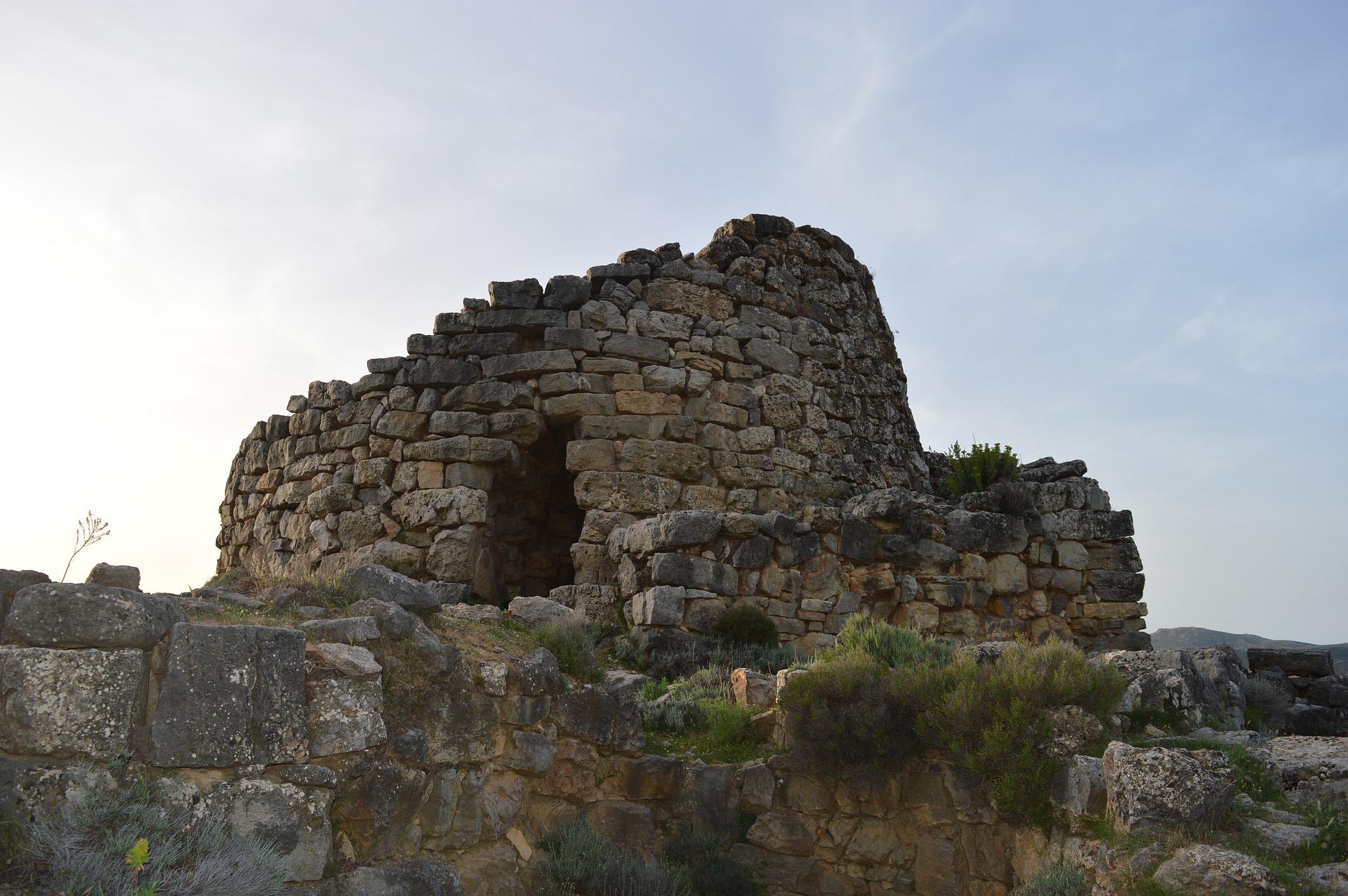 Nuraghe auf Sardinien