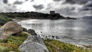 Der Strand La Fortezza