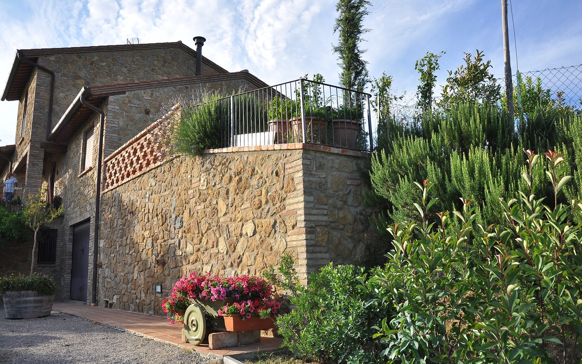 Agriturismo auf Sardinien