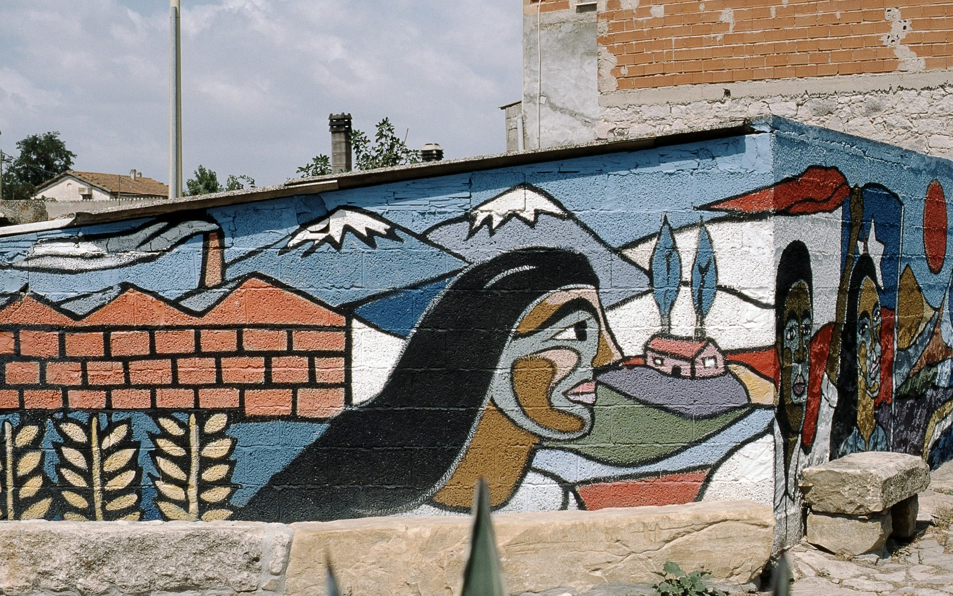 Murales in San Sperate