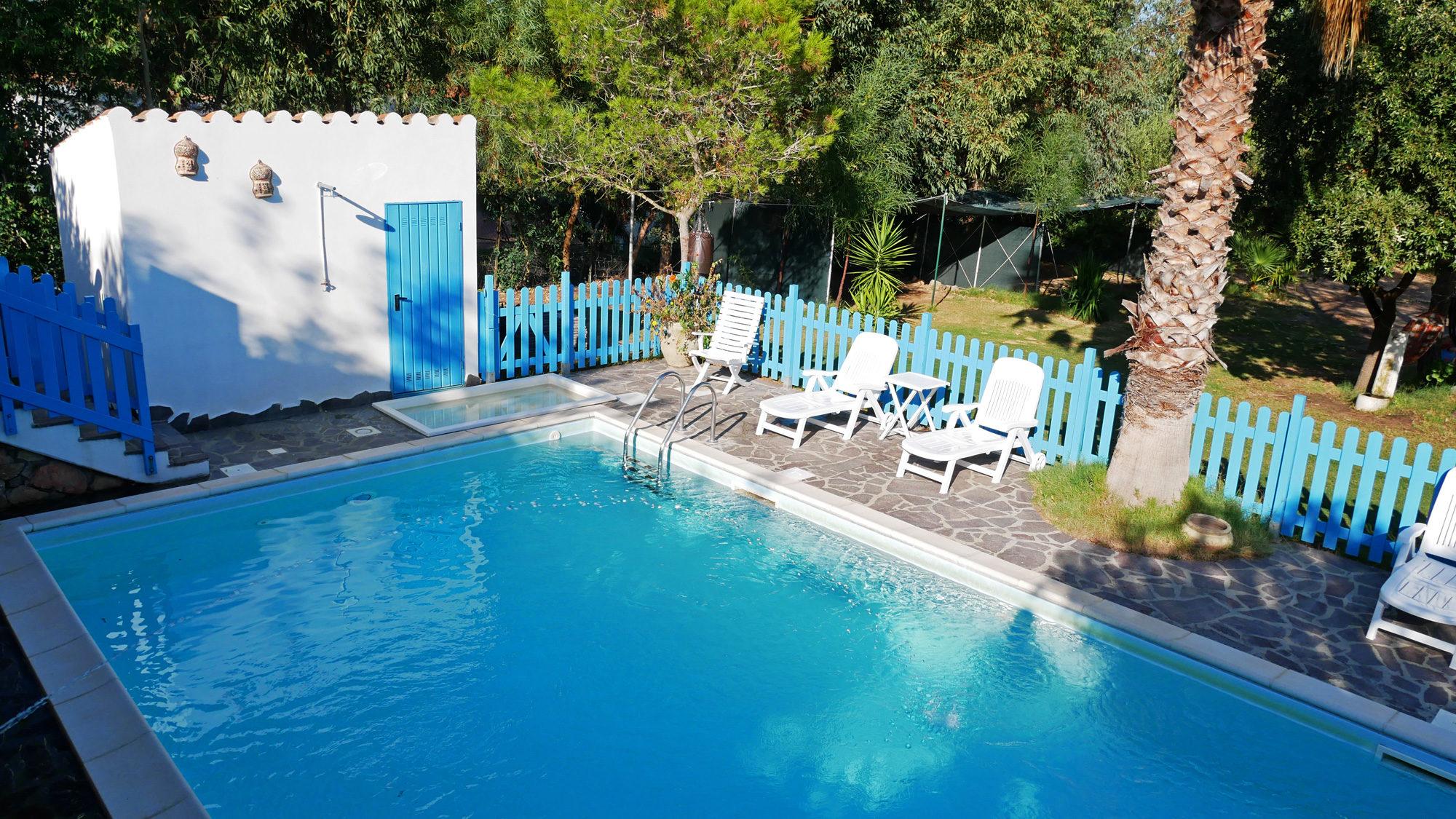 Pool des Agriturismo Costa del Sud