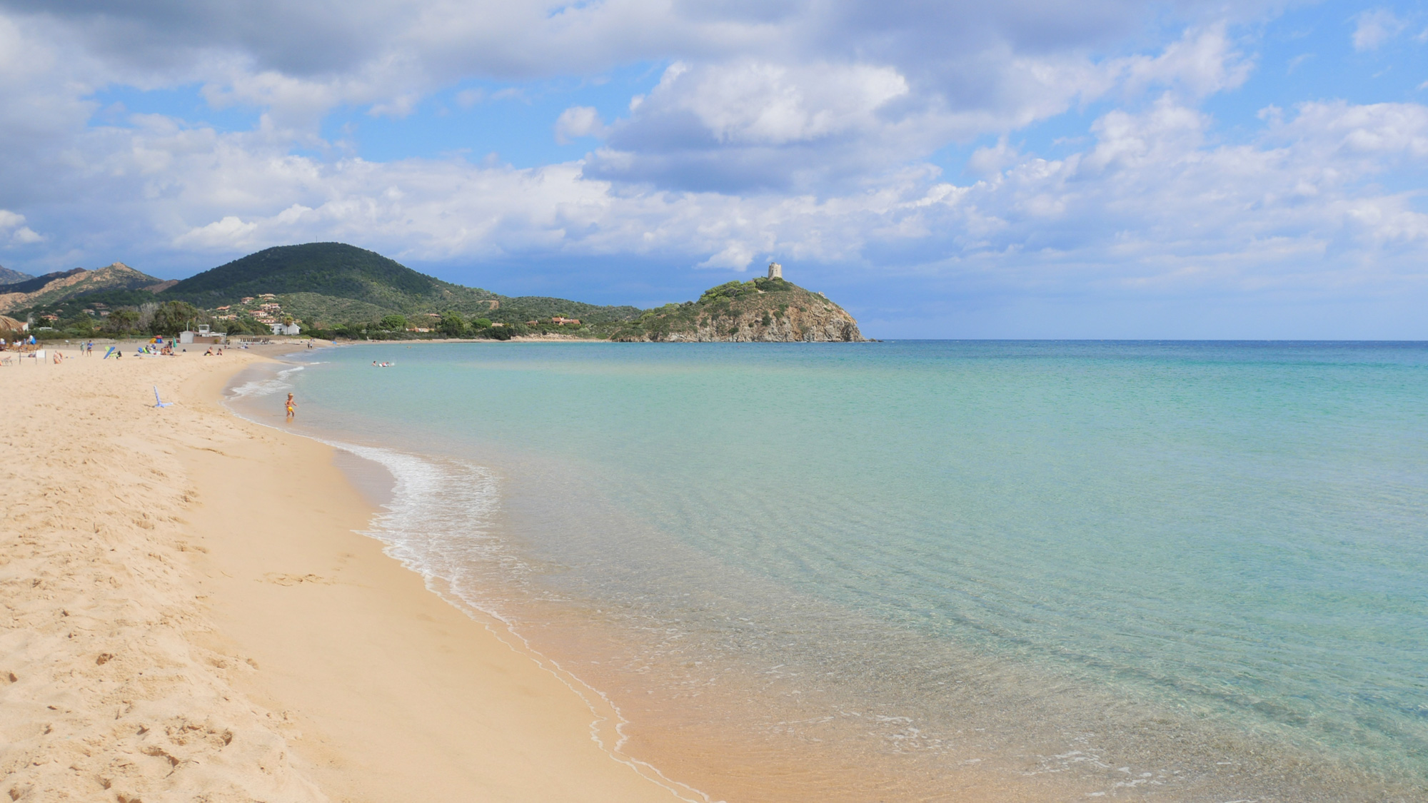 Der Strand von Sa Colonia