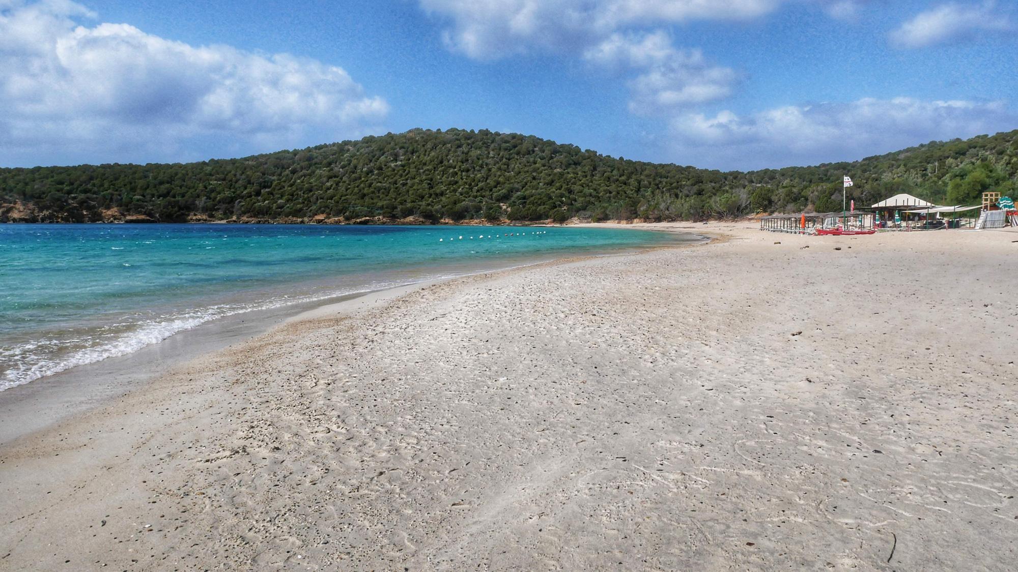 Der Strand Tuerreda