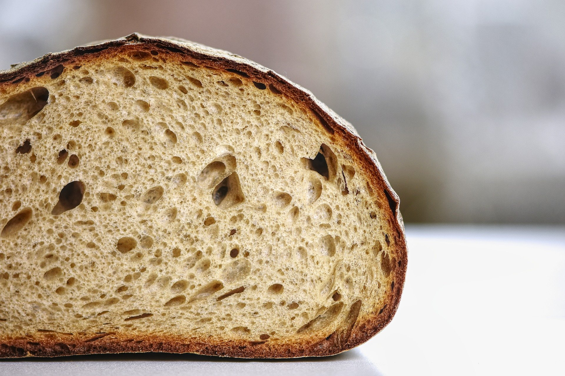 Bis heute wird auf Sardinien traditionelles Brot mit Sauerteig gebacken.