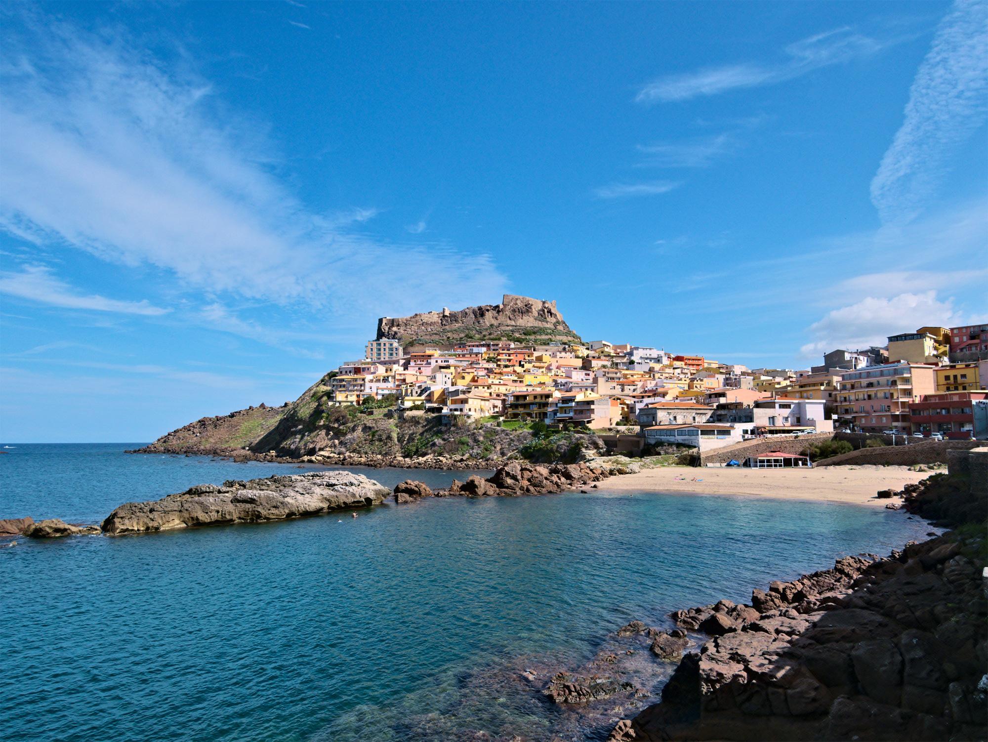 Strand von Castelsardo